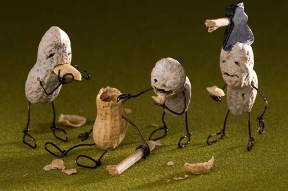 Design Squirrel, Humour break:  Zombies are Nuts about Brains  By:Terry Border