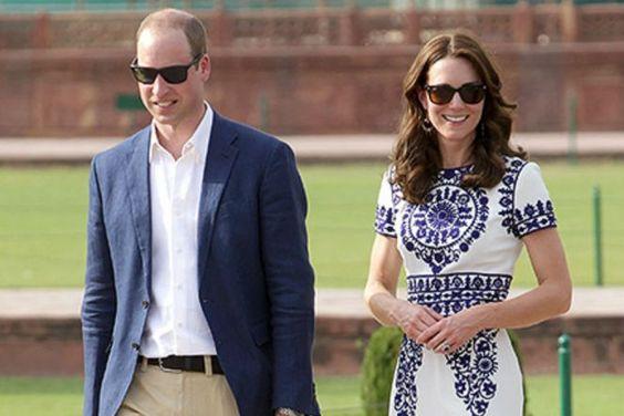 Ke Taj Mahal, Putri Kate Middleton Pakai Anting Murah Meriah | Money.id