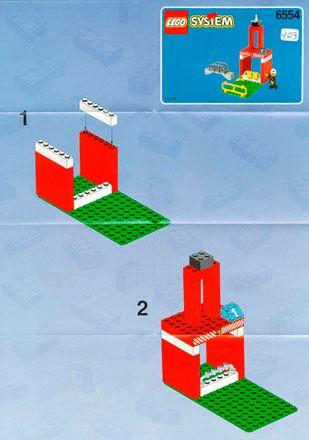 LEGO City Fire 1997 - Building Instructions - LEGO.com