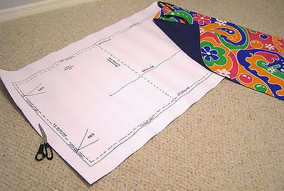 Golf Cart Seat Pad/Cover SEWING PATTERN * DON'T GET NIPPY BUNS! in Crafts, Sewing & Fabric, Sewing   eBay