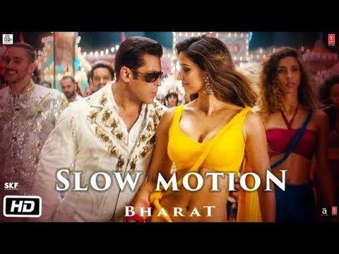 Bharat Slow Motion Song Salman Khan Disha Patani