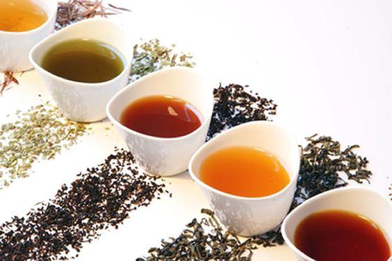 Custom blended loose leaf teas by Notting Hall. Great tasting & loaded with antioxidants #herbal #tea