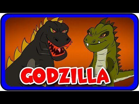 Finger Family Dinosaur Finger Family | Finger Family Songs | Finger Family Godzilla Parody - YouTube