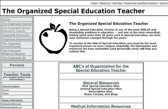 The Organized Special Education Teacher - A plethora of ...