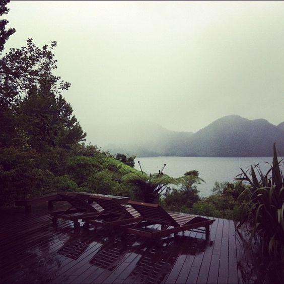 Lake Okareka, Rotorua. Went to a wedding here. Simply stunning: http://www.lebua.com/okareka-lodge