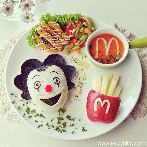 Das gesündeste McDonalds-Menü aller Zeiten