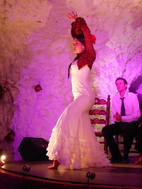 """""""La danza de pasión Andalusia"""" taken in Granada, Spain"""