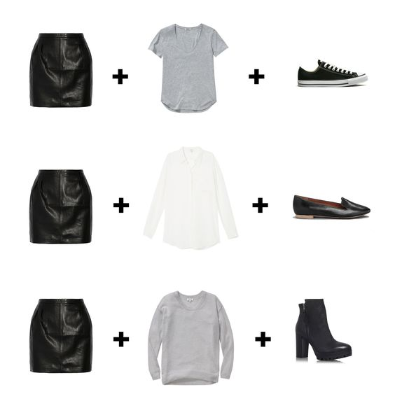 I'm minimizing my closet and building a capsule wardrobe from scratch. I'm starting with a strong foundation of basics, and following the 5-Piece French Wardrobe concept of only buying five new trend or statement pieces each season. Read the full series here. It's Christmas Eve!! And also a week until New Years Eve. So I've …