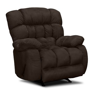 #BuyOnlineVCF Sonic Upholstery Rocker Recliner - Value City Furniture $249.00