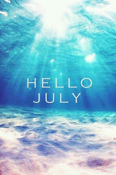 Hello july: