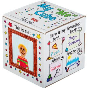 First Day/Week of School Activity $11.88/box