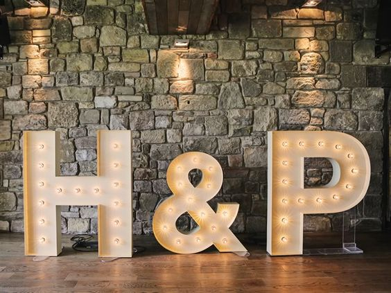 5 ways to light up your dream day • Wedding Ideas magazine
