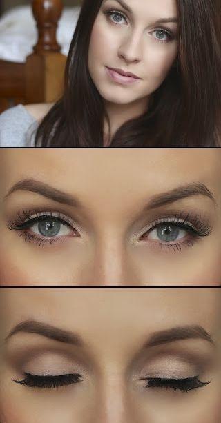Naked Eyes Neutral Eyeshadow Guide: Pinterest • The World's Catalog Of Ideas