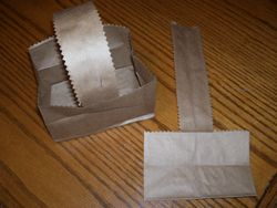 Paper Bag Basket from Making Learning Fun
