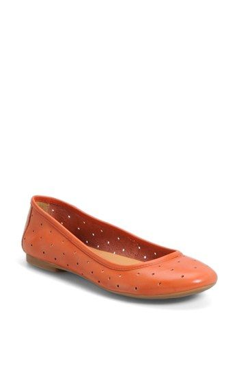Kork-Ease™ 'Nessa' Flat available at #Nordstrom