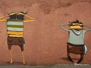 Graffiti - Os Gêmeos