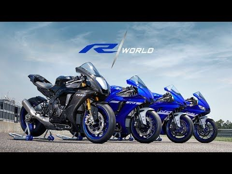 2020 Yamaha Yzf R1 Supersport Motorcycle Model Home In 2020