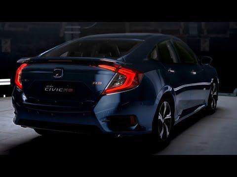 2019 Honda Civic Official New Honda Civic Rs Experience Youtube Honda Civic Honda Civic Hatchback New Honda