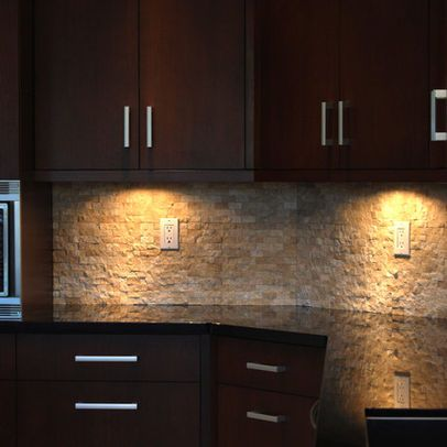 stacked stone backsplash design ideas pictures remodel and decor