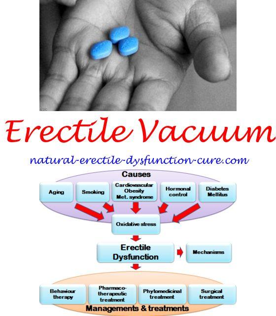disfunción eréctil therapie diabetes