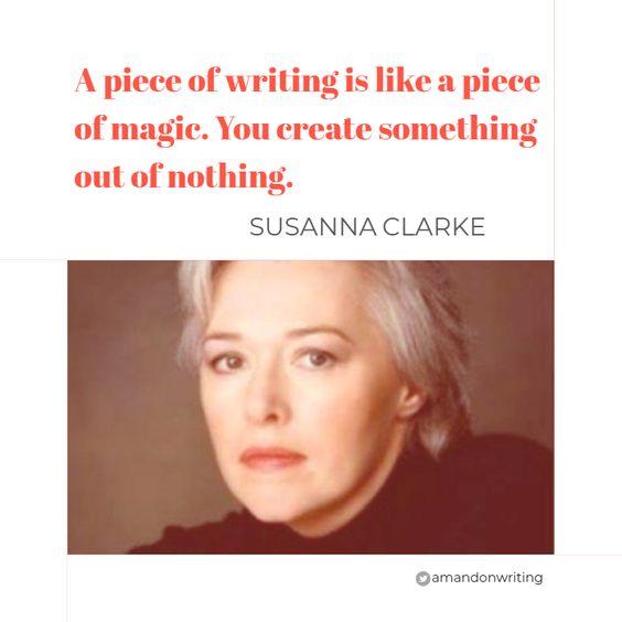 Quotable - Susanna Clarke