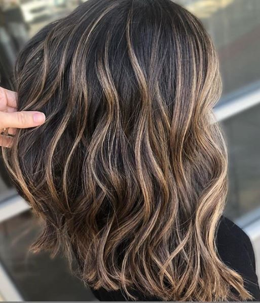 Balayage Brunettes Color Hair Maintenance Trendy Low