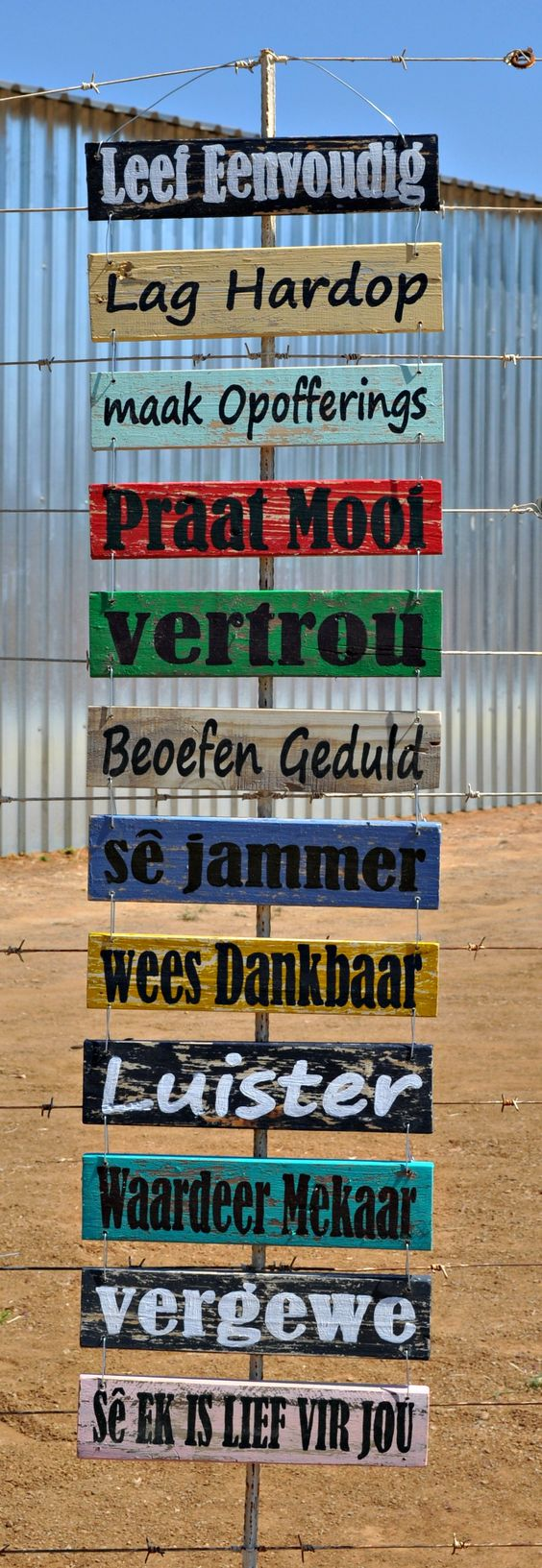 Wooden walls, Afrikaans and Art on Pinterest