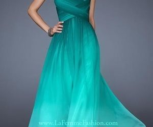 #Dress #Beauty #Aqua #Strap #Elegant