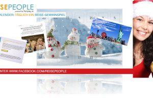 Reisepeople #Adventskalender: Täglich ein neues Reisegewinnspiel! #türchen3