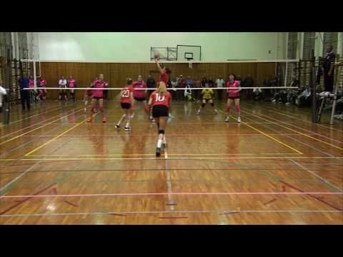 Anna Kiraly 2nd Volleyball Recruiting Highlight Video For 2020 Volleyball Skills Volleyball History Volleyball Camp
