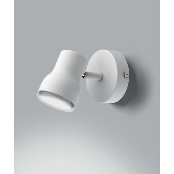 Spot Design Plastique Blanc Lumiplus Parxis Leroy Merlin En 2020 Eclairage Led Plastique Blanc