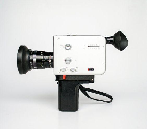 vintage super 8 camera braun nizo s56 60 39 s 70 39 s vintage camera to be a well and models. Black Bedroom Furniture Sets. Home Design Ideas