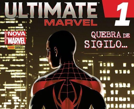 Um encontro com Ultimate Marvel, outro bom título da Panini