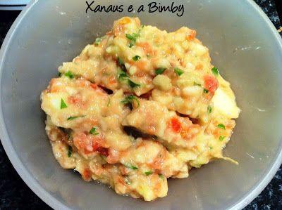 Xanaus e a Bimby: Guacamole na Bimby