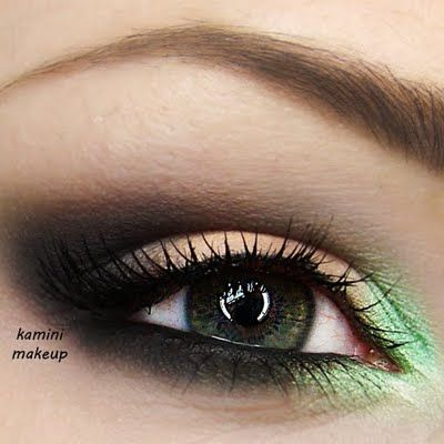 Pretty summer makeup by Kinga C.