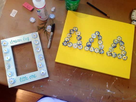 Crafts for future little :)