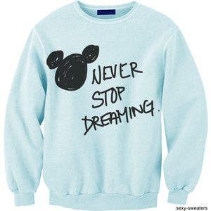 Love these Disney Sweatshirts!