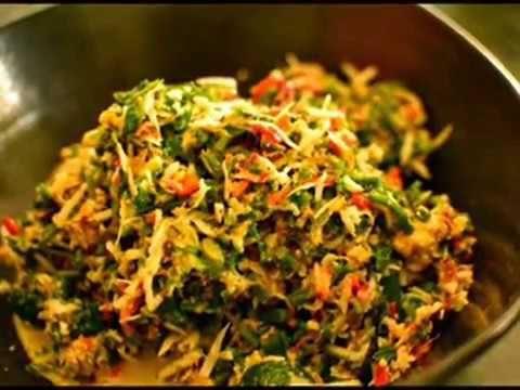 Lawar Ayam Resep Makanan Masakan Resep Masakan Indonesia