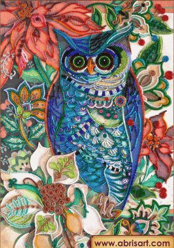 Coricamo - Haft koralikowy, Bead embroider, Perlenstickerei, Korálek výšivka
