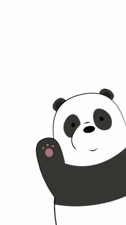 Osos We Bare Bears Wallpapers Cute Wallpapers Panda Lockscreen Wallpaper We Bare Bears For Iphone 6 Hd Wallpaper Backgr 2020 Pandalar Disney Cizimleri Ayilar