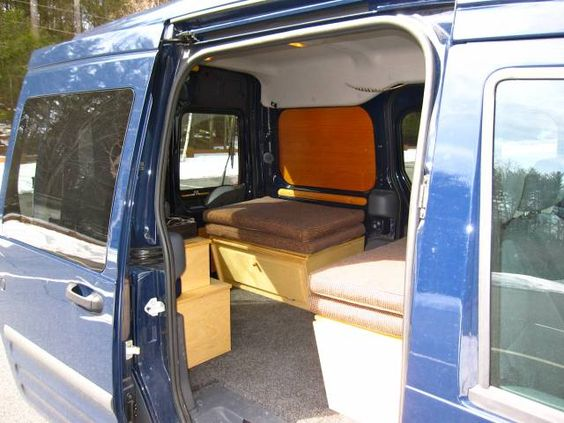ford transit connect camper blueprints transit connect. Black Bedroom Furniture Sets. Home Design Ideas
