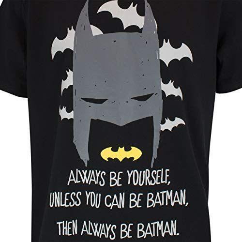 Mens Batman Pajamas Even The Dark Knight Needs A Good Nights