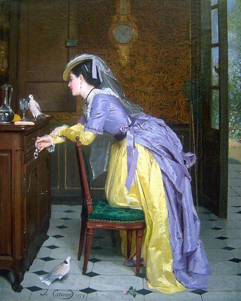 Joseph Caraud (French artist, 1821-1905) ...............9