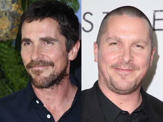 """Hungern oder Futtern für eine Rolle gehört für Christian Bale zum Alltag. So sind die 20 Extrakilos, mit denen der Schauspieler 2019 im Kinofilm """"Vice"""" zu sehen sein wird, längst wieder Geschichte. Für seine Rollen geht Christian Bale (44) bekannterweise durch dick und dünn. So nahm..."""