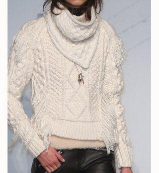 24 tendances mode repérées à la Fashion Week automne-hiver 2015-2016 - Cosmopolitan.fr