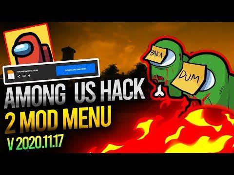 Update Among Us Mod Menu 2020 11 17a Among Us Mod Menu Invisibility Auto Impostor Amongus Youtube Hacks Play Online Comic Book Cover