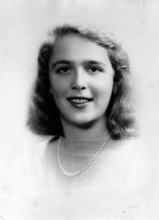 Barbara Pierce, wife of one president and mother of another. George H W Bush married Barbara Pierce on January 6, 1945.
