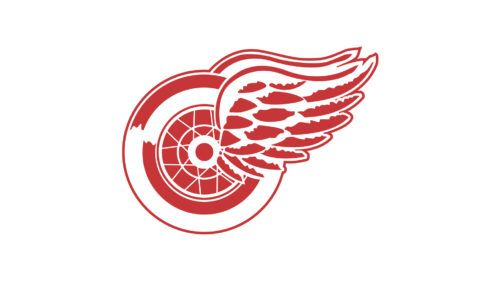 The Original Emblem Featured Red Wing Logo Detroit Red Wings Red Wings