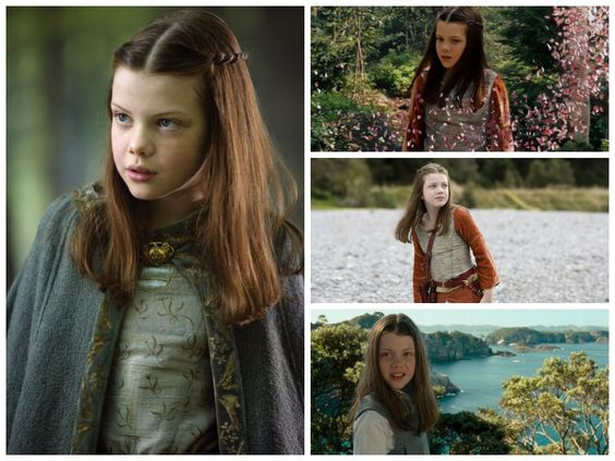 The Chronicles Of Narnia Prince Caspian Lucy Lucy Pevensie: The Chr...