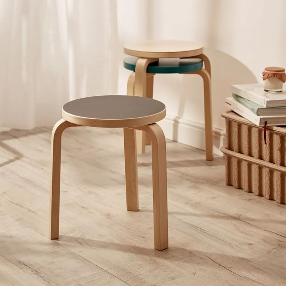 家具 ブランド メーカー アルテック フィンランド 北欧 モダン スツール60